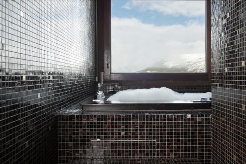 Un baño de Grau Roig Andorra Boutique Hotel & Spa