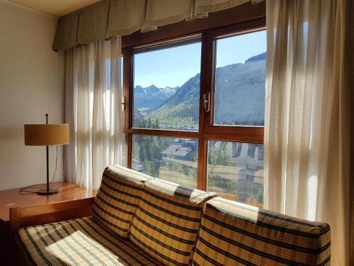 Vista general de una montaña o vista desde el apartahotel