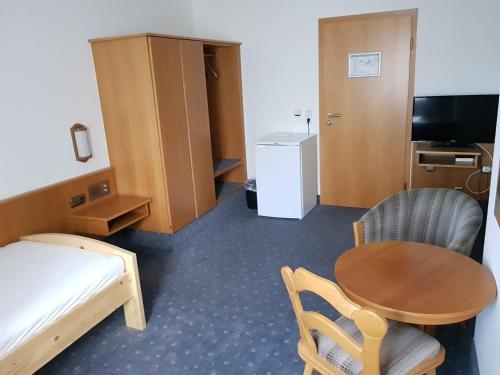 TV/Unterhaltungsangebot in der Unterkunft Hotel Gallmersgarten