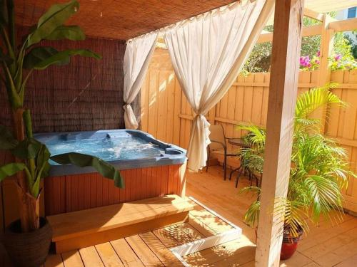 Spa and/or other wellness facilities at Turtle Beach Resort
