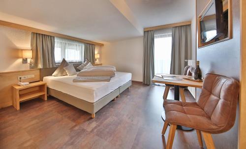 Hotel Silvretta Serfaus, Austria