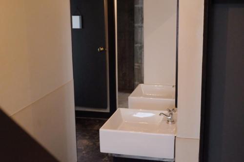 Maison Yohakuにあるバスルーム