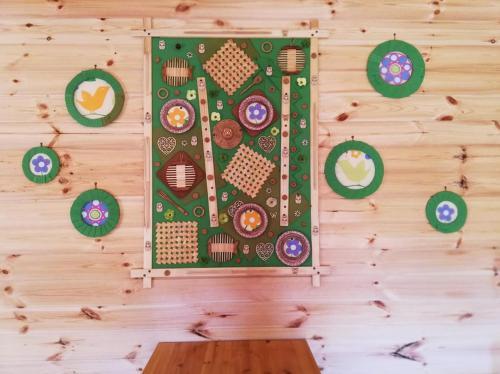 Планировка Лесной Отель Берендеев Лес