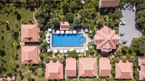 A bird's-eye view of Angkor Privilege Resort & Spa