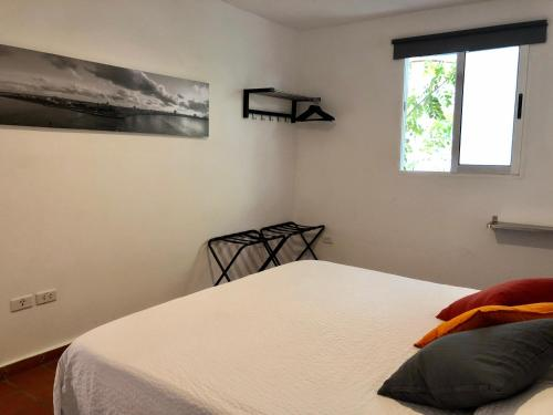 A bed or beds in a room at Art Boutique Havana