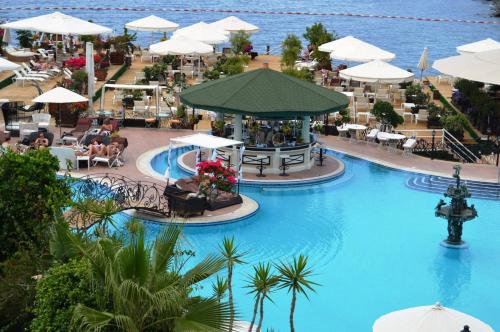 A view of the pool at Rocks Hotel & Casino or nearby