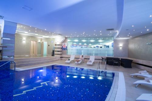 The swimming pool at or near Rosslyn Dimyat Hotel Varna