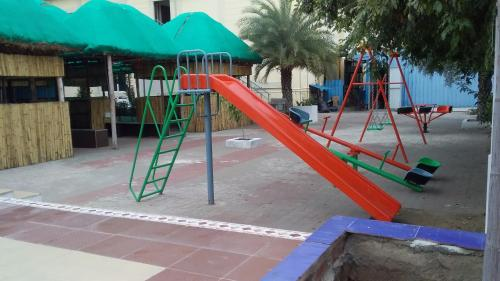 Children's play area at Orchid Resorts ECR