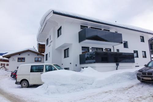 Residenz Gamper during the winter