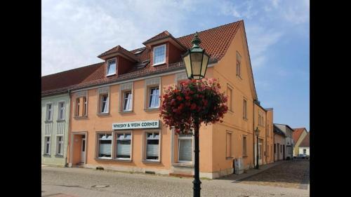 3 Zimmer Ferienwohnung in Schwedter Altstadt für 6 Personen