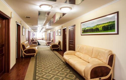 Гостиная зона в Спа Отель Синдика