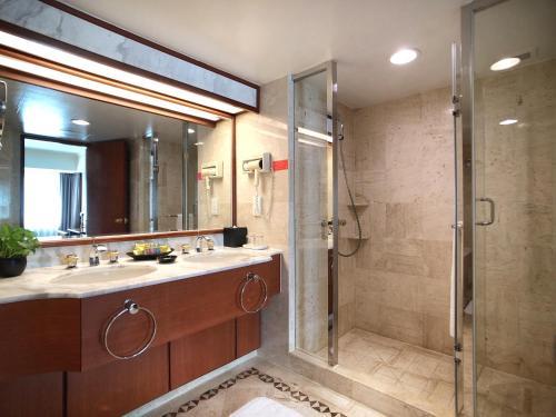 長榮桂冠酒店(台中)衛浴