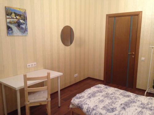 Кровать или кровати в номере Sweet Sleep Hostel