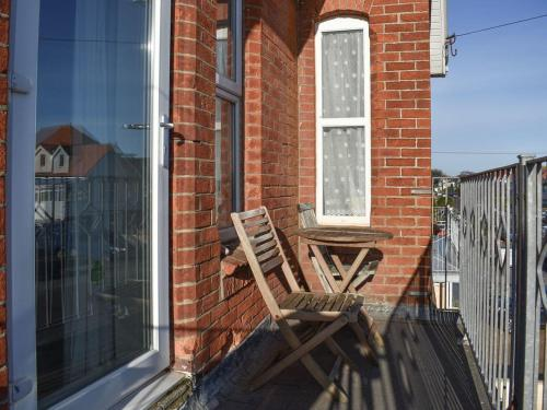 A balcony or terrace at Pinecliffe Avenue