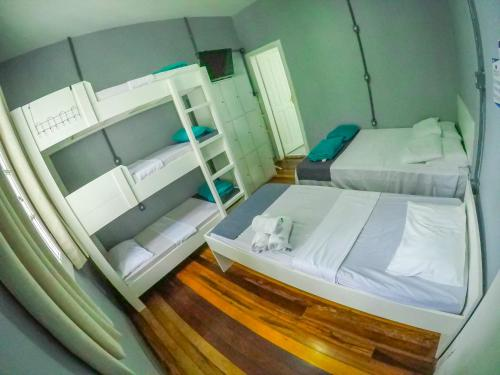 A bunk bed or bunk beds in a room at Hostel Vin Imperial