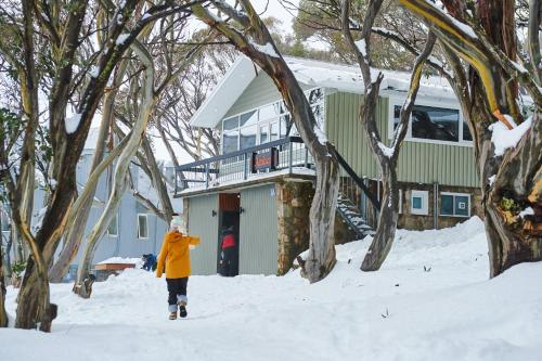 Amber Lodge Mt Buller during the winter