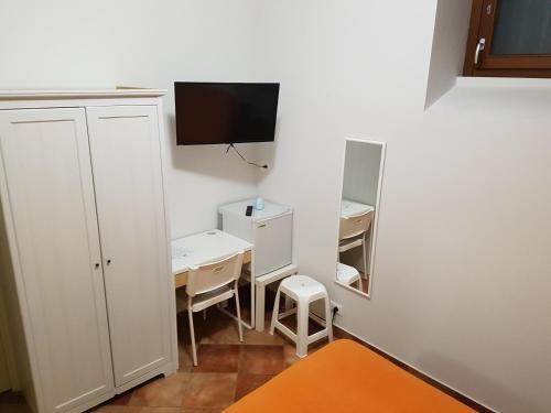 TV o dispositivi per l'intrattenimento presso Iblea Paradise