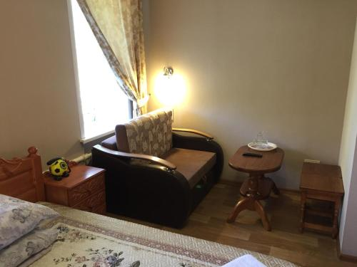 Гостиная зона в Отель Виктория