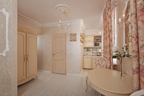 Ванная комната в Апарт-Отель Артепартс