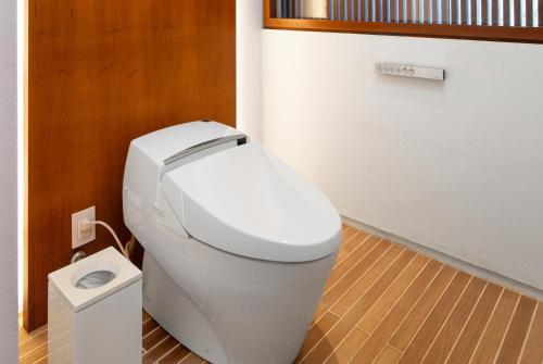 A bathroom at A Concept Hotel & Spa