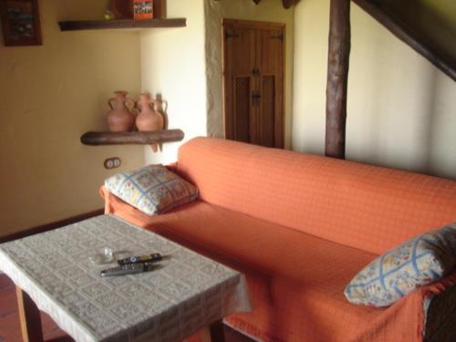 Cama o camas de una habitación en Las 4 Lunas
