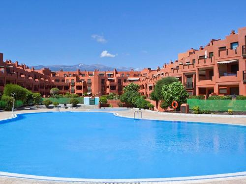 The swimming pool at or near Casa Serena