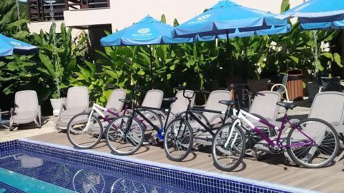 Outras atividades disponíveis no hotel ou nos arredores
