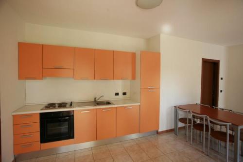 Cucina o angolo cottura di Meridiana Residence