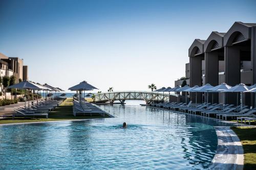 Basen w obiekcie Euphoria Resort - All Inclusive lub w pobliżu