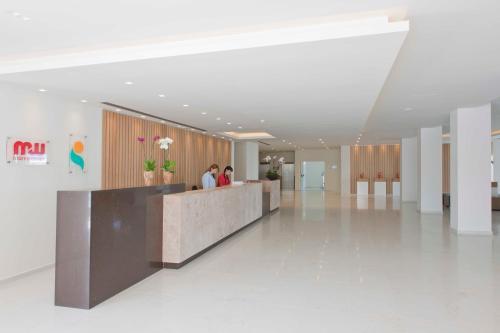 Lobby eller resepsjon på Levante Beach Resort