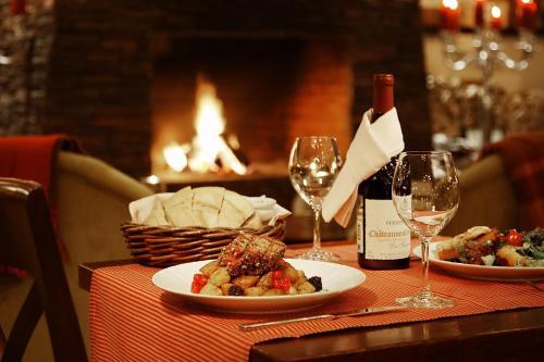 Обед и/или ужин для гостей Original Sokos Hotel Olympia Garden