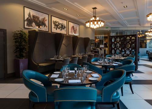 Ristorante o altro punto ristoro di Doubletree by Hilton Edinburgh City Centre