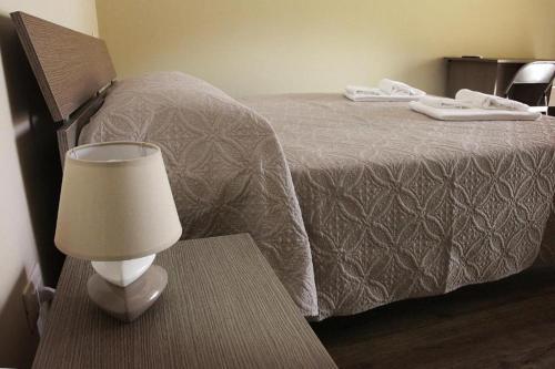Letto o letti in una camera di Sogni D'oro Apartments
