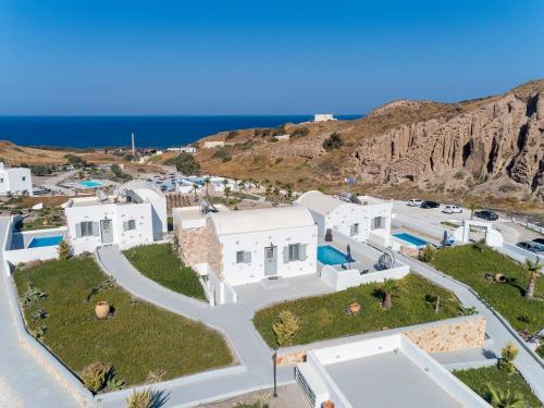 A bird's-eye view of Desiterra Resort