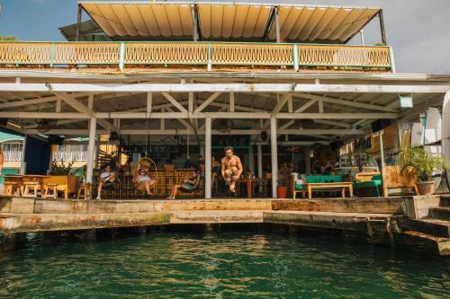 Piscina en o cerca de Selina Bocas del Toro
