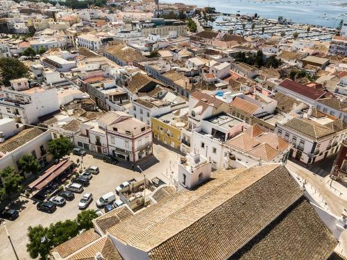 A bird's-eye view of Faro Guest House