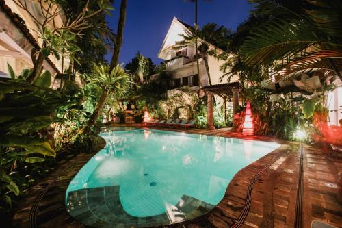 The swimming pool at or near Hotel Tugu Malang - CHSE Certified