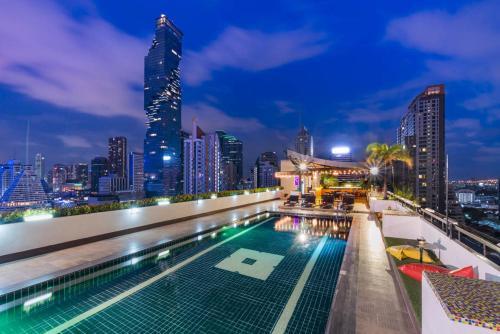 Piscina en o cerca de Furama Silom Hotel