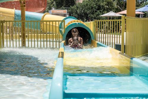 Aquapark w hotelu lub w pobliżu