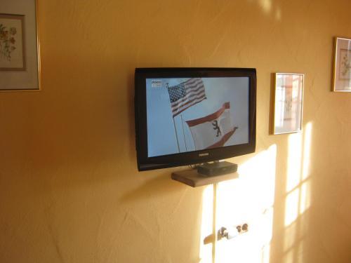 TV/Unterhaltungsangebot in der Unterkunft ST Michael Atrona GmbH