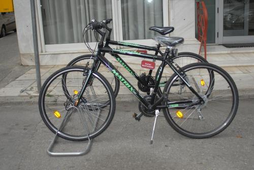 Ποδηλασία στο Ξενοδοχείο Μαριάννα ή στη γύρω περιοχή