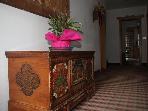 The lobby or reception area at Residence Rottonara