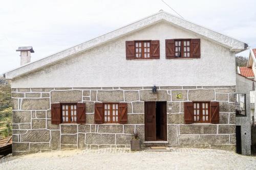 Memórias da Serra during the winter
