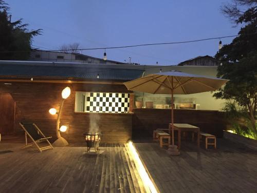 A brasas Hostel