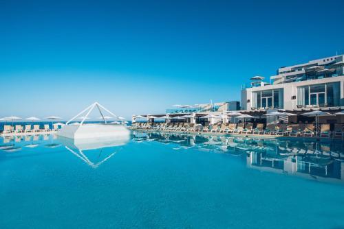 The swimming pool at or near Iberostar Bouganville Playa