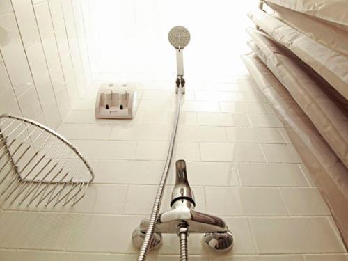 A bathroom at Dream Lodge
