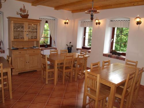 Ресторан / где поесть в Penzion Vital