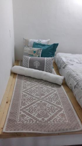 A bed or beds in a room at Casa Vacanze EmaEle