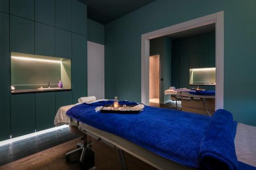 Spa and/or other wellness facilities at Caravia Beach Hotel