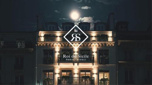 Roi de Sicile - Rivoli -- Luxury apartment hotel